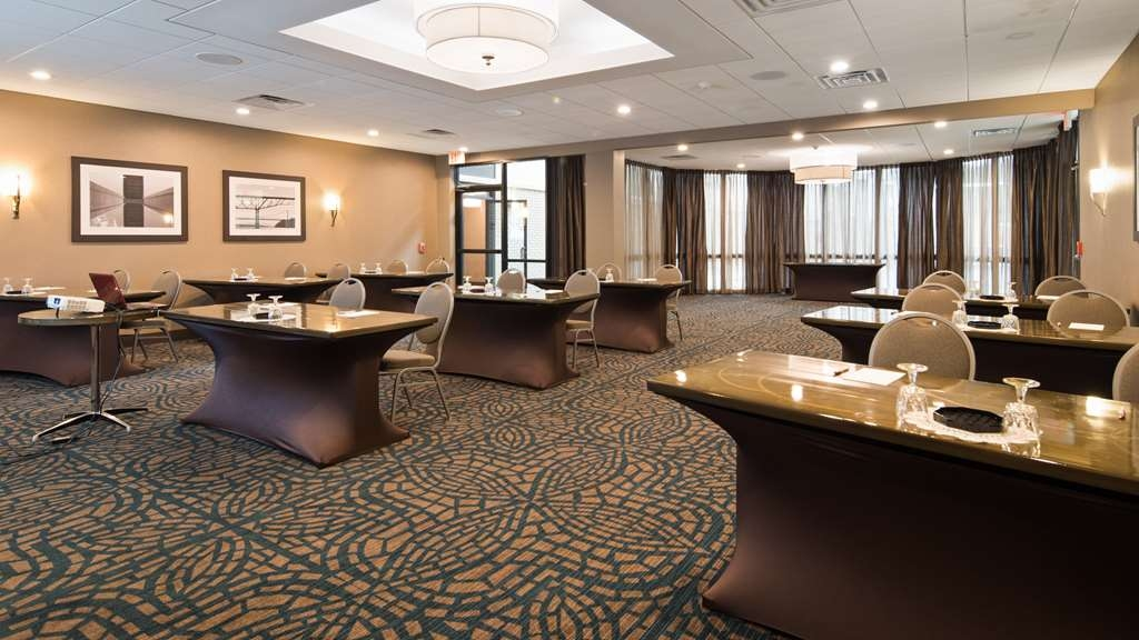 Best Western Plus Kingston Hotel and Conference Center - Besprechungszimmer
