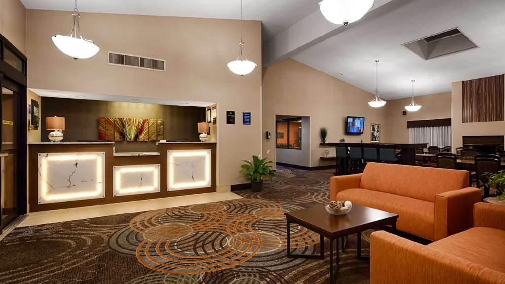 Best Western Maple City Inn - recepción