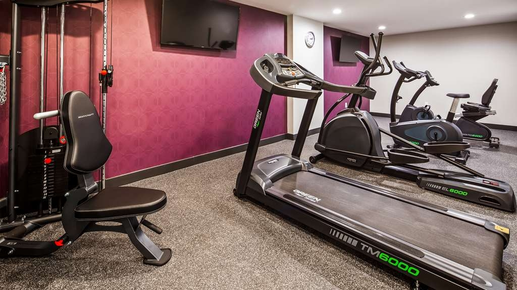Best Western Plus Stadium Inn - Fitnessstudio
