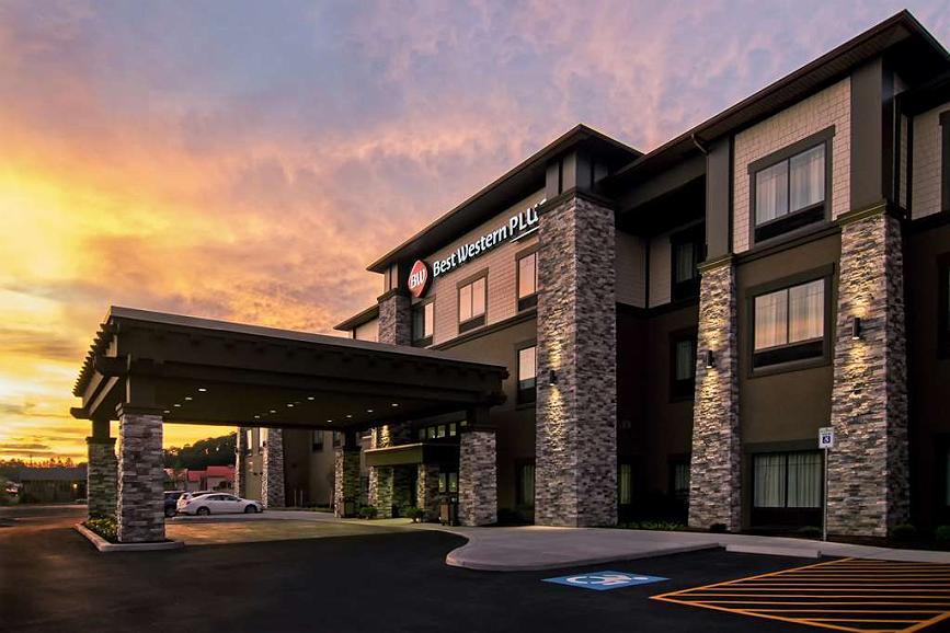 Best Western Plus The Hammondsport Hotel - Area esterna