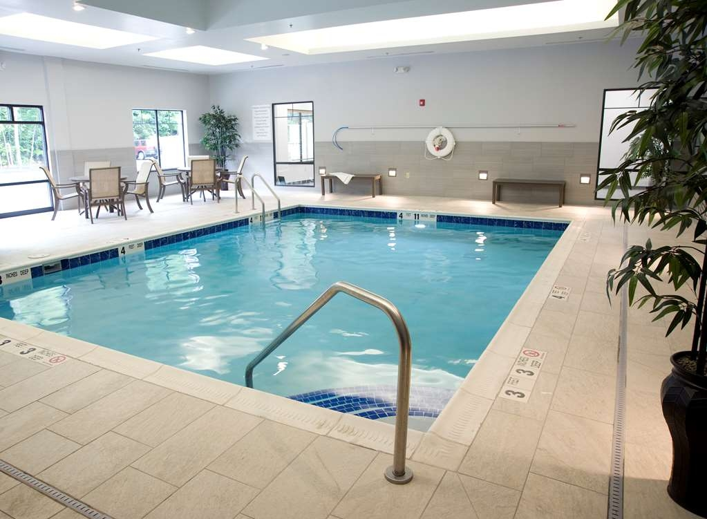 Best Western Plus The Hammondsport Hotel - piscina coperta