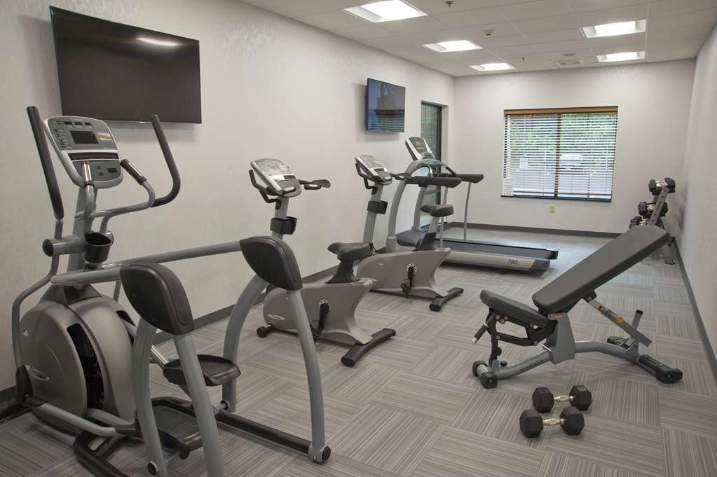 Best Western Plus The Hammondsport Hotel - Sala fitness