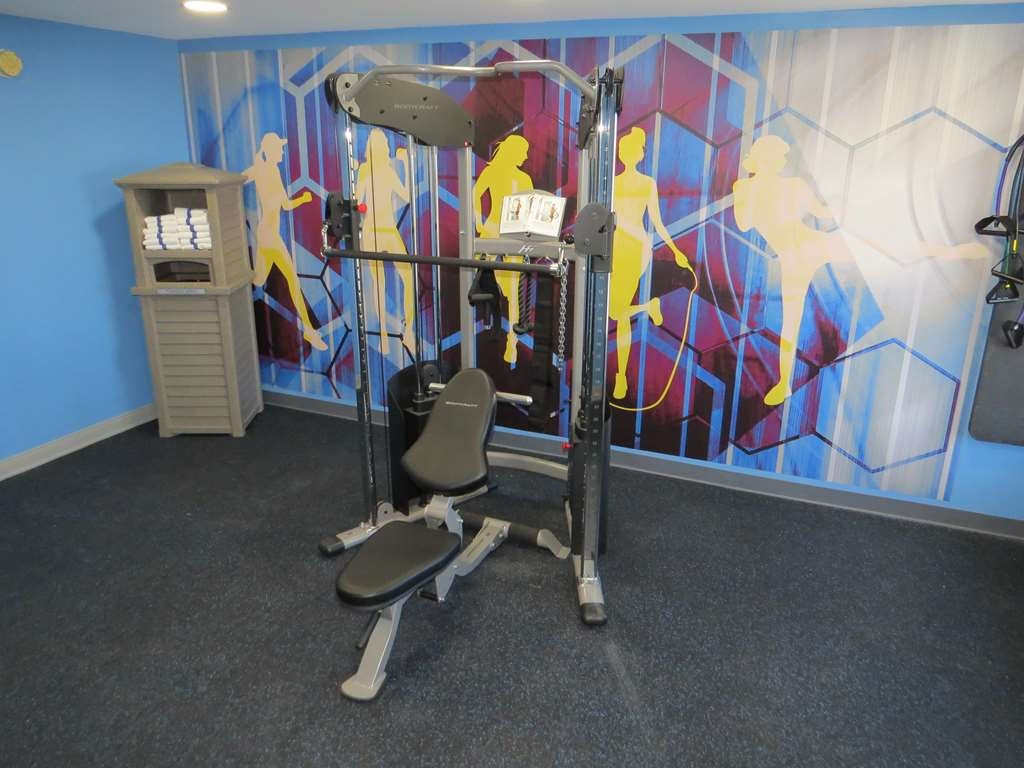 Best Western Plus East Syracuse Inn - Fitnessstudio