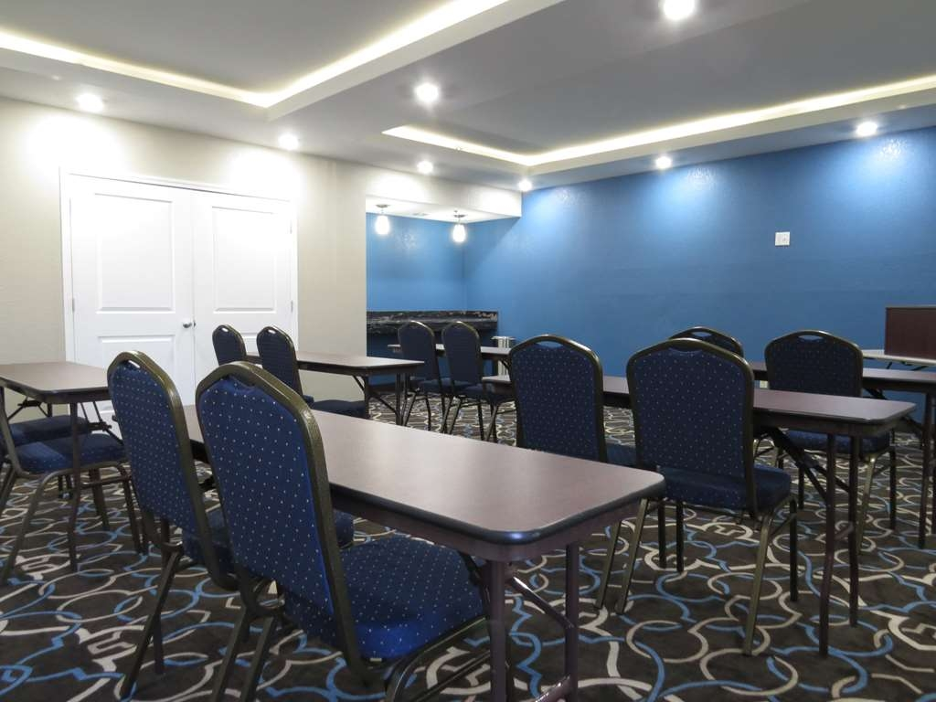 Best Western Plus East Syracuse Inn - Sala de reuniones
