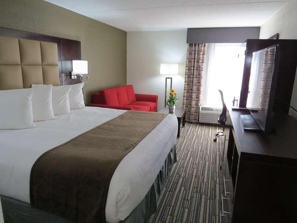 Best Western Plus East Syracuse Inn - Camere / sistemazione