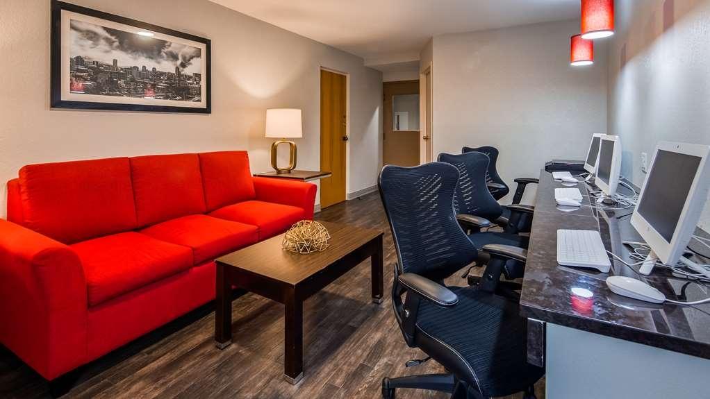 Best Western Plus East Syracuse Inn - centre des affaires
