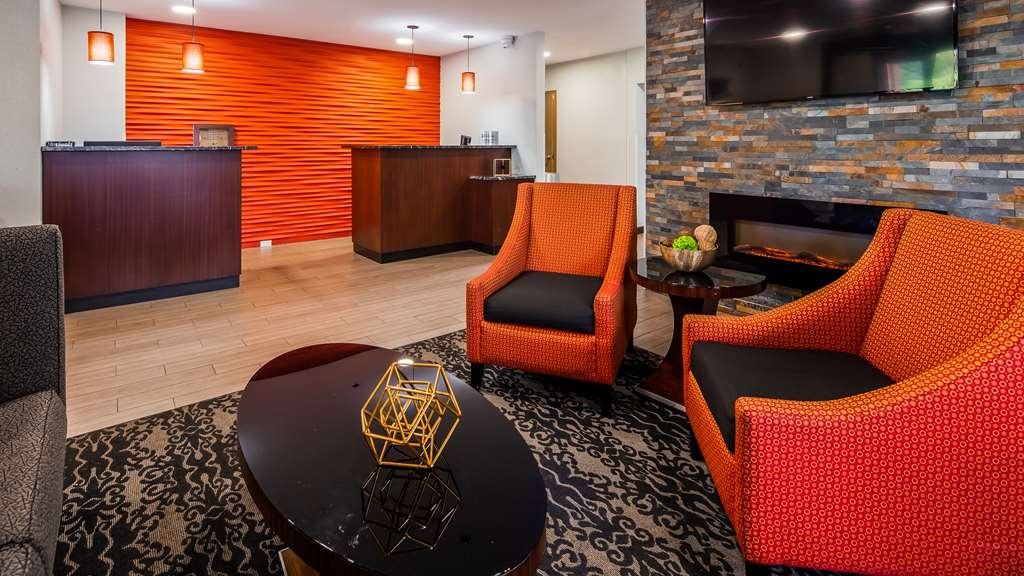 Best Western Plus East Syracuse Inn - Vue du lobby