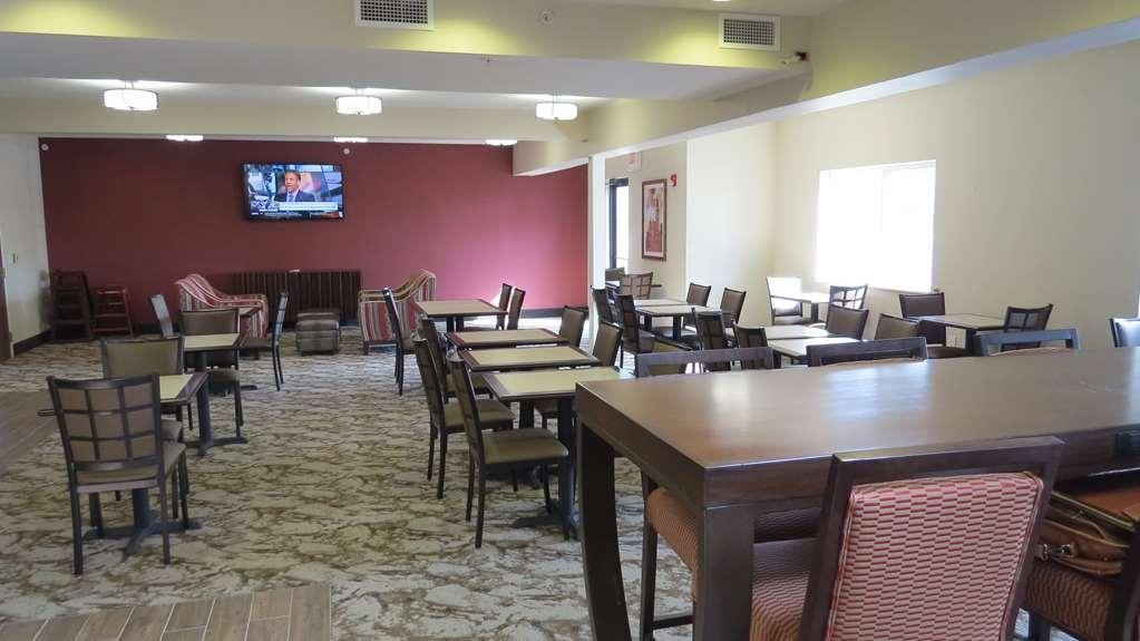 Best Western Palmyra Inn & Suites - Restaurant / Gastronomie