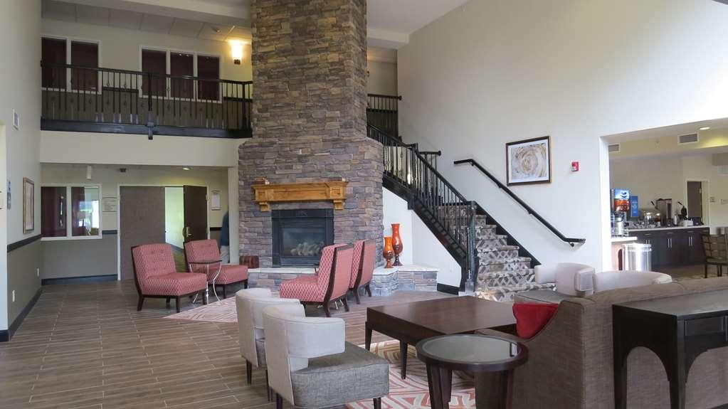 Best Western Palmyra Inn & Suites - Lobbyansicht