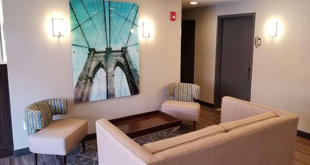Best Western Brooklyn-Coney Island Inn - Vue du lobby