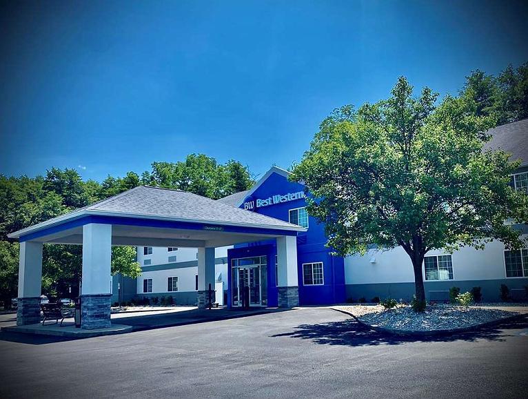 Best Western Brockport Inn & Suites - Vue extérieure