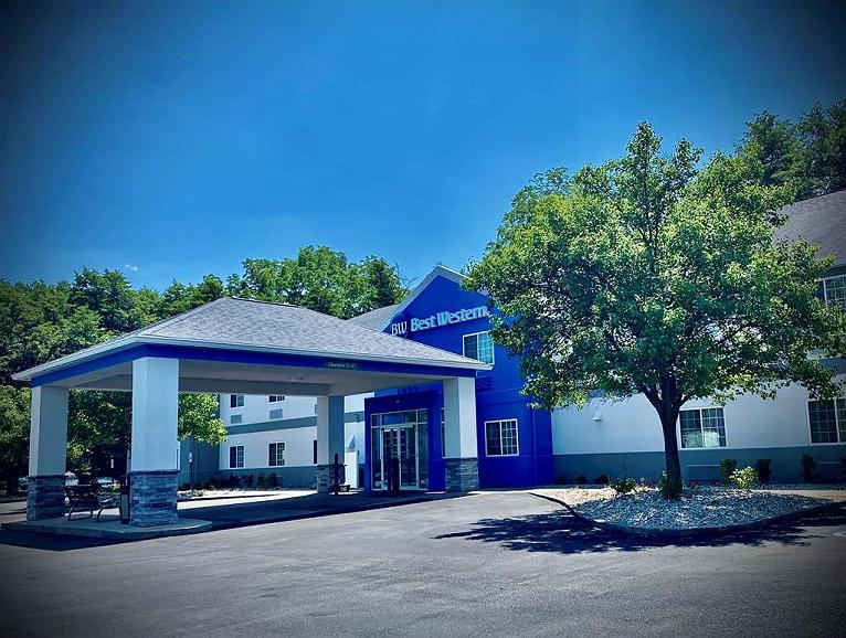 Best Western Brockport Inn & Suites - Vista exterior