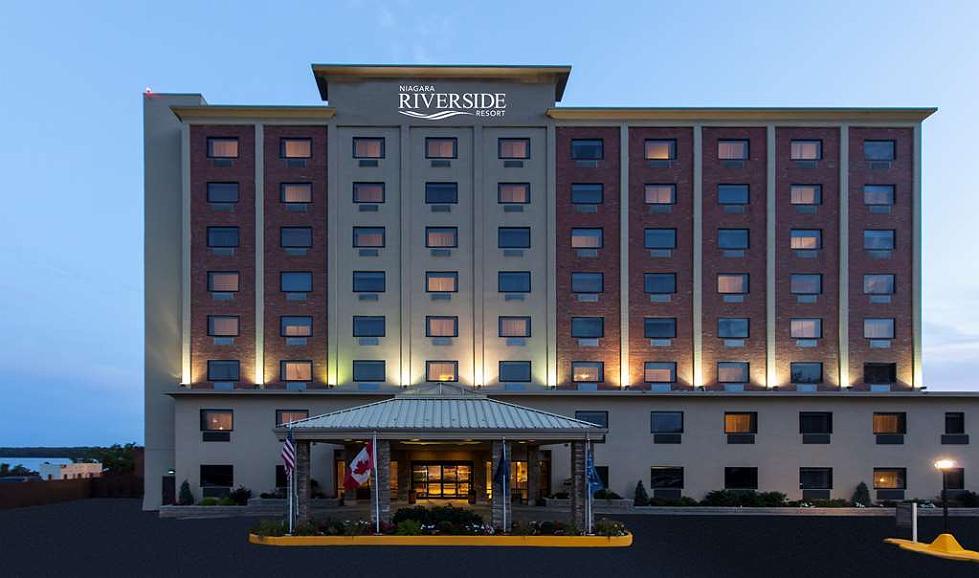 Niagara Riverside Resort, BW Premier Collection - Aussenansicht