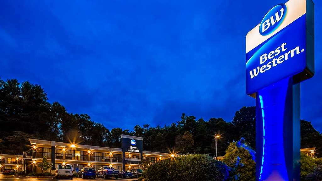 Hotel in Asheville | Best Western Asheville Tunnel Road