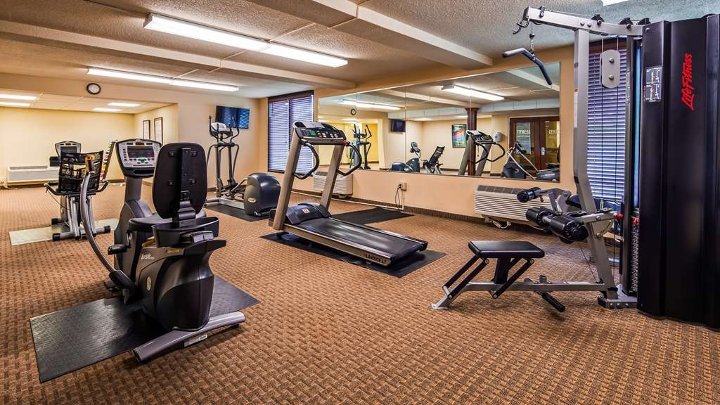 Best Western Plus Burlington - Fitnessstudio