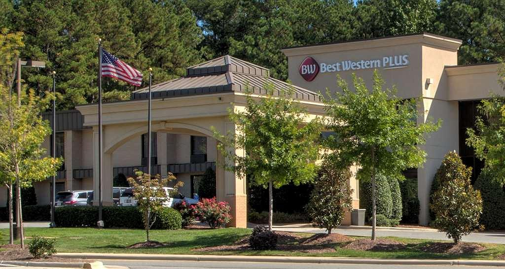 Best Western Plus Cary Inn - NC State - Vista exterior