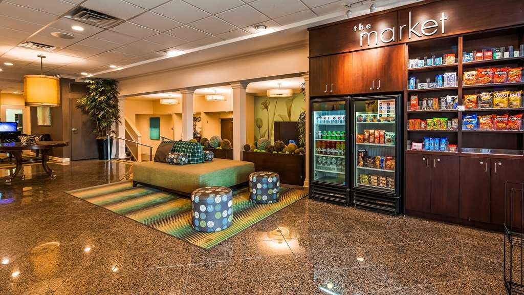 Best Western Plus Cary Inn - NC State - Hall