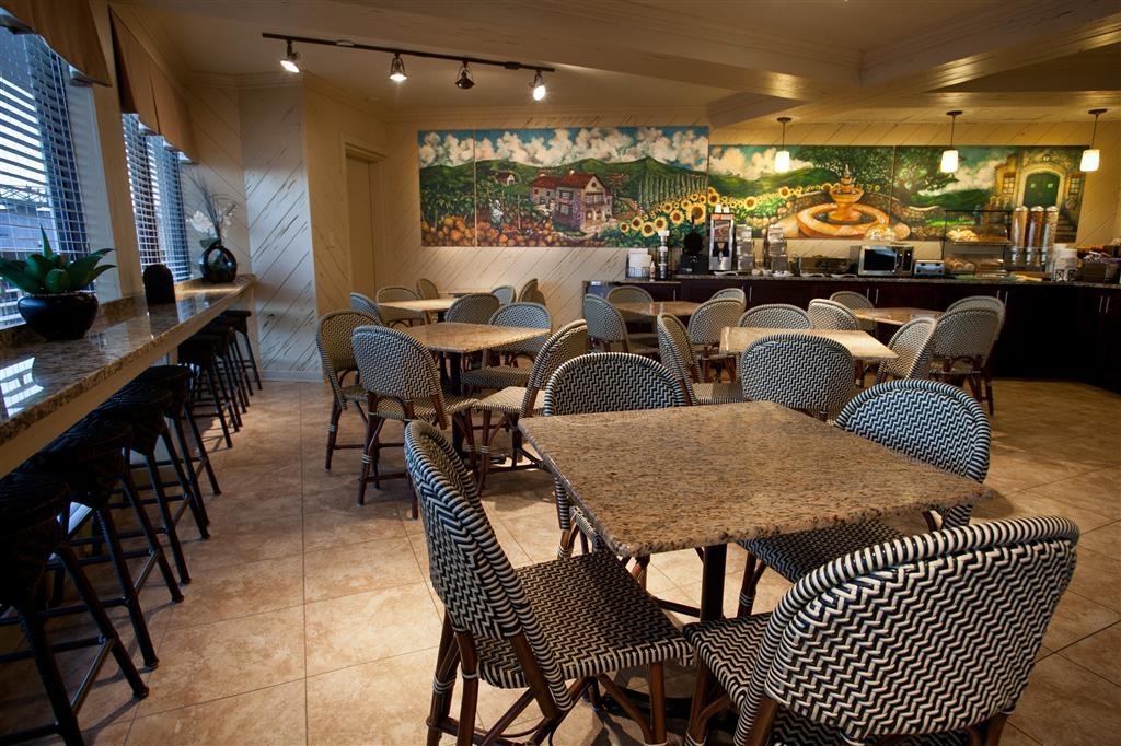 Best Western Ocean Reef Suites - Salle de petit déjeuner