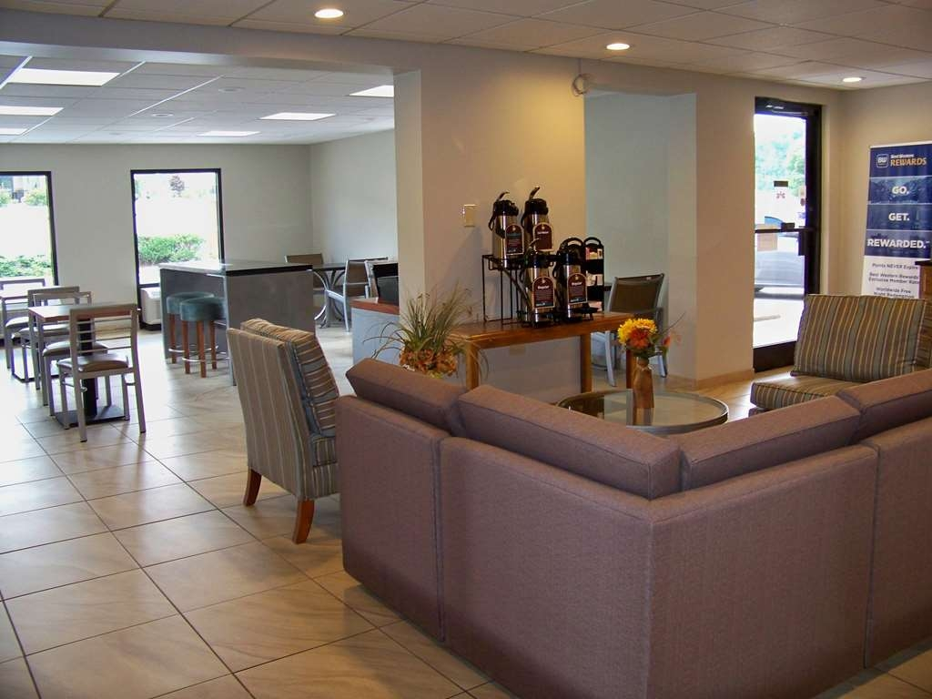 Best Western of Murphy - Grab some coffee, sit back and relax!
