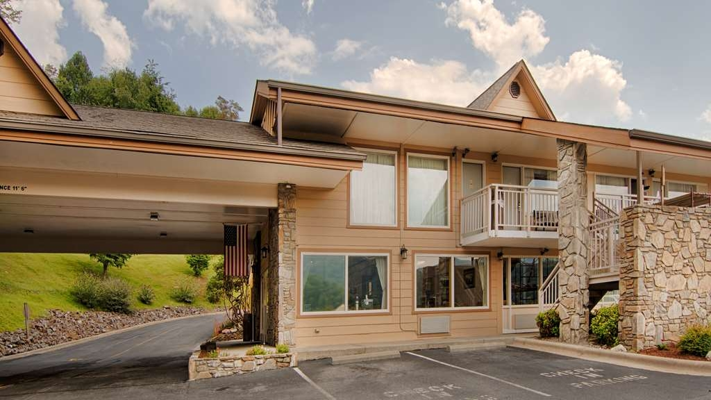 Best Western Smoky Mountain Inn - Vista Exterior