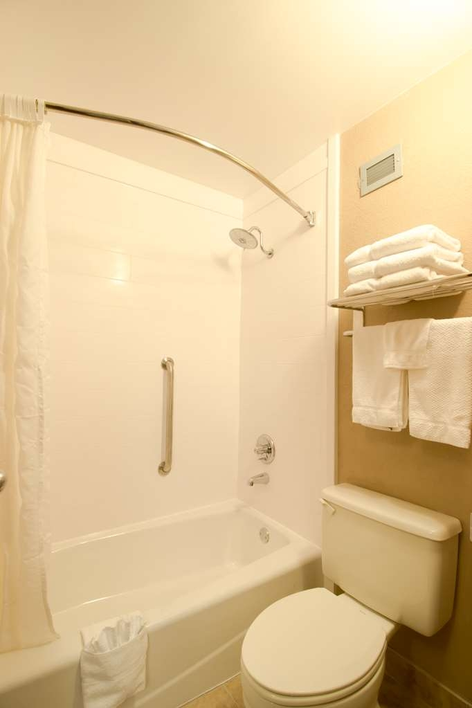Best Western Smoky Mountain Inn - Baño