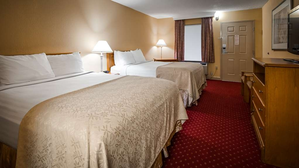 Best Western Bryson Inn - Guest Room