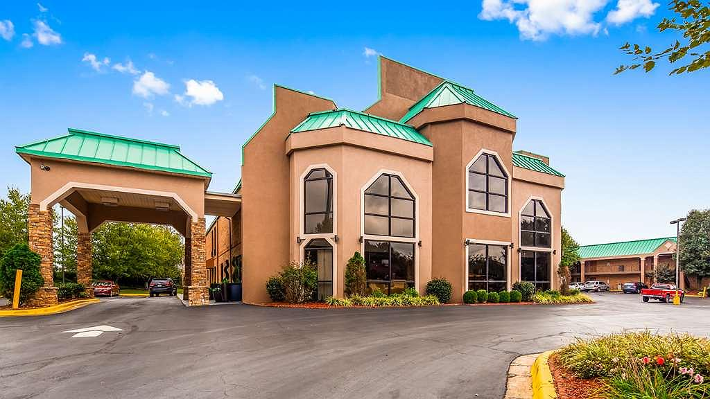 Best Western Statesville Inn - Exterior