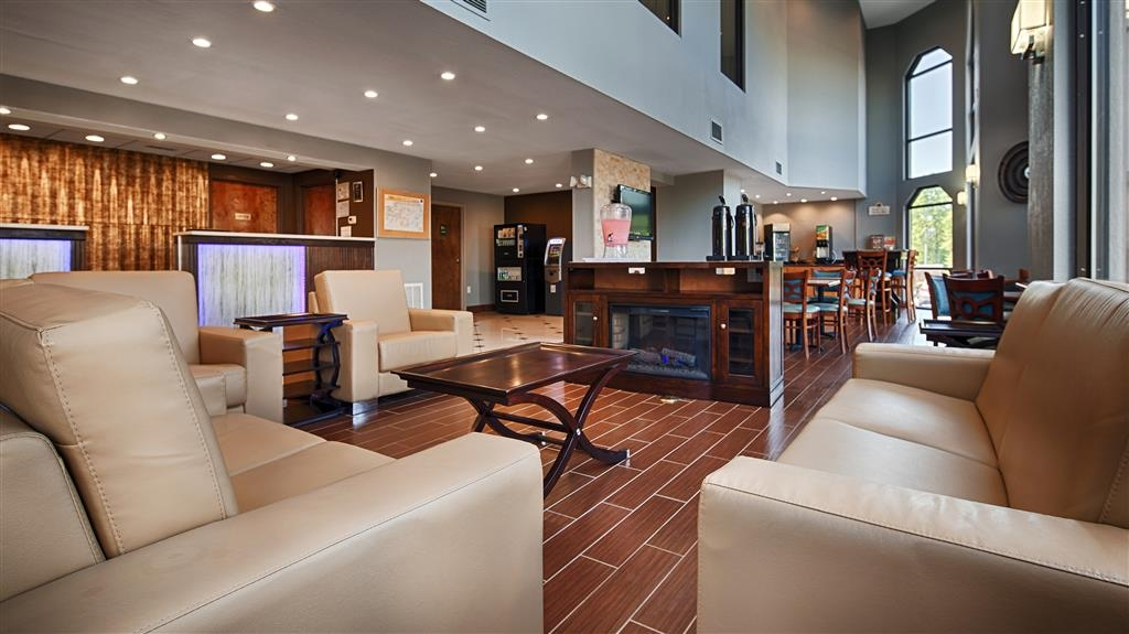 Best Western Statesville Inn - We strive to exceed your every expectation starting from the moment you walk into our lobby.