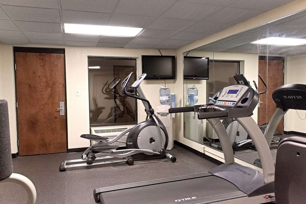 Best Western Statesville Inn - Fitness Room - Wishing you good health!