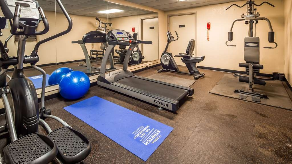 Best Western Statesville Inn - Fitness Center