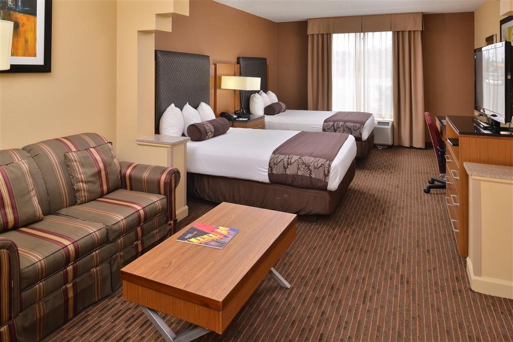 Best Western Plus Greensboro/Coliseum Area - Double Bed Suite