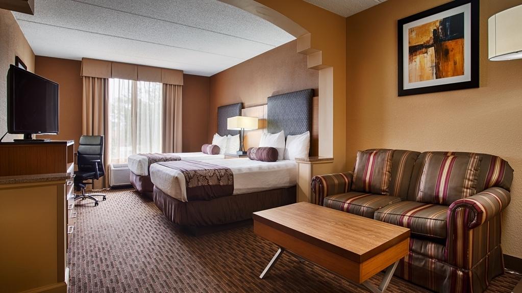 Best Western Plus Greensboro/Coliseum Area - Guest Room