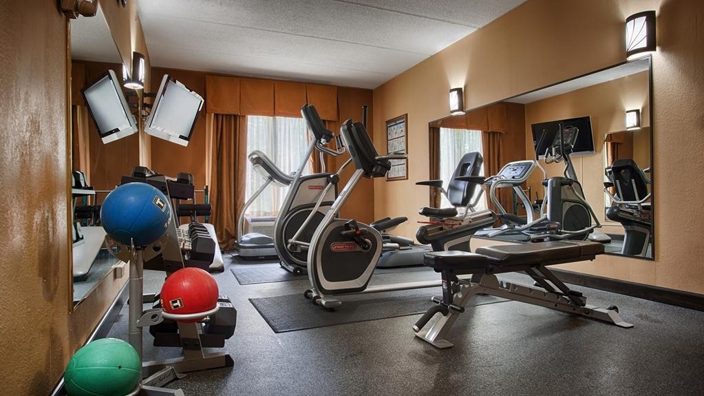 Best Western Plus Greensboro/Coliseum Area - Club de salud