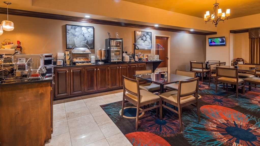 Best Western Plus Greensboro/Coliseum Area - Restaurante/Comedor