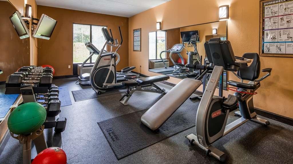 Best Western Plus Greensboro/Coliseum Area - Fitness Center