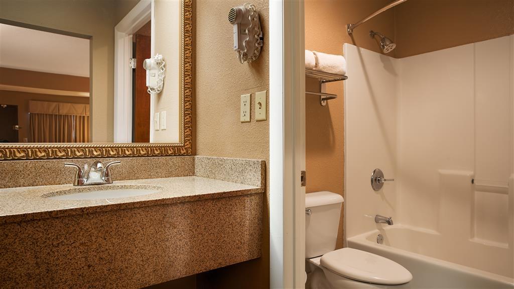 Best Western Lumberton - Salle de bain