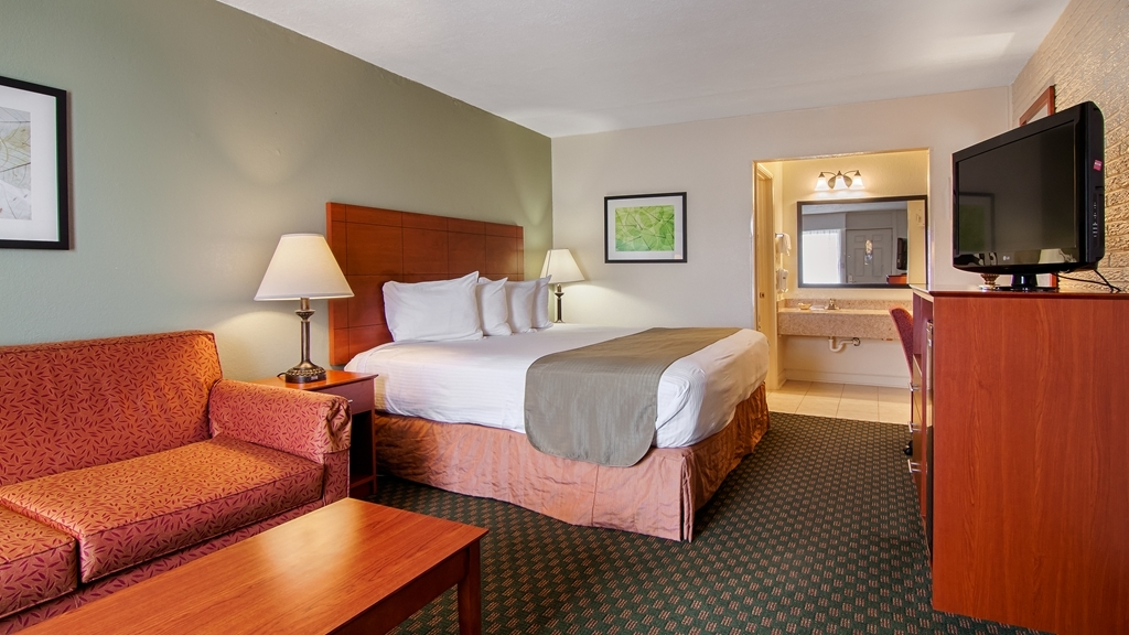 Best Western Hendersonville Inn - Gästezimmer/ Unterkünfte
