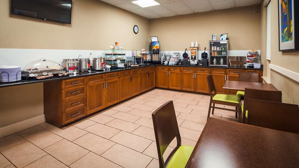 Best Western Hendersonville Inn - Breakfast Area