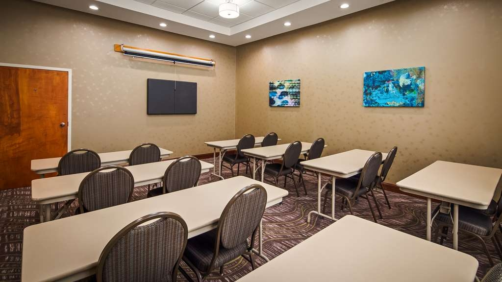 Best Western Inn & Suites - Monroe - Meeting Space