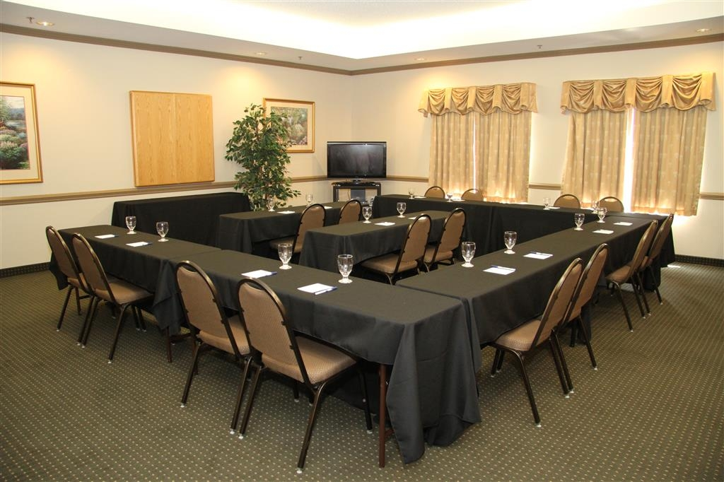 Best Western Plus Suites-Greenville - Sala meeting