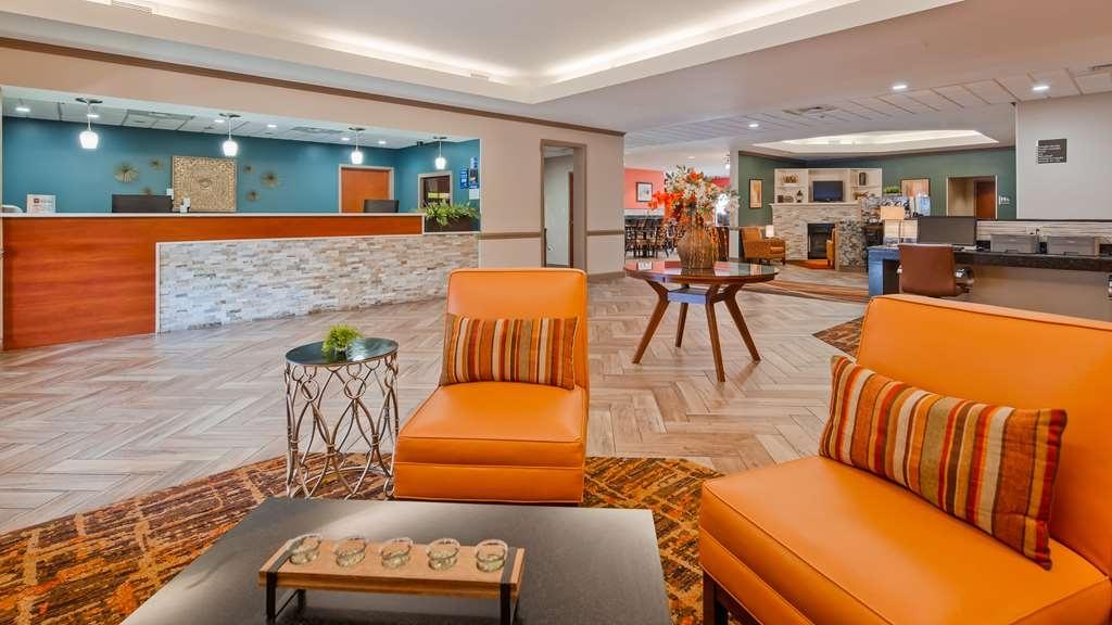 Best Western Plus Suites-Greenville - Hall