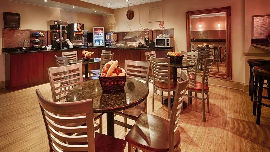 Best Western Plus Coastline Inn - Breakfast Area