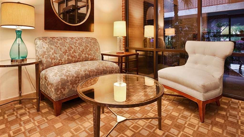 Best Western Plus Coastline Inn - Lobby
