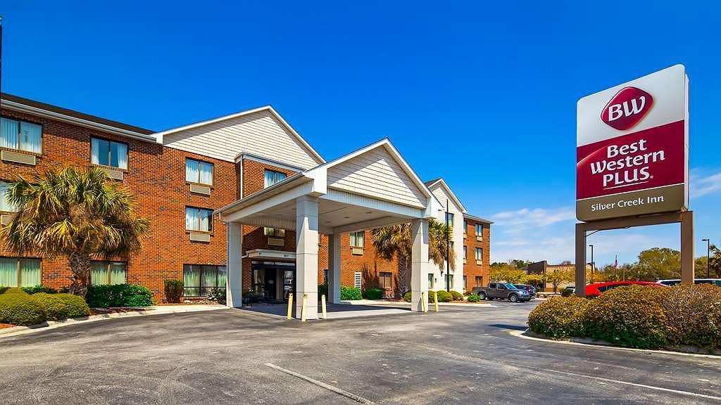 Best Western Plus Silver Creek Inn - Area esterna