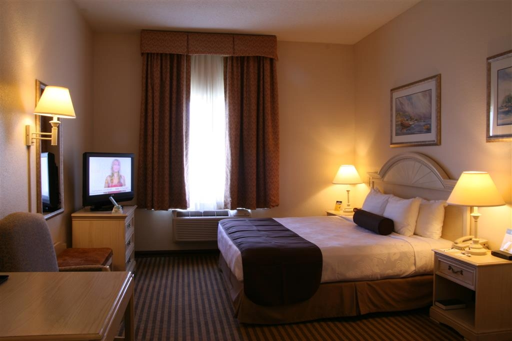 Best Western Plus Silver Creek Inn - Chambre