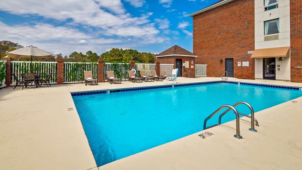 Best Western Plus Silver Creek Inn - Vue de la piscine