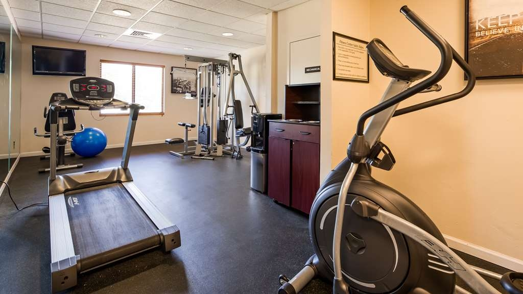 Best Western Plus Silver Creek Inn - Club de remise en forme