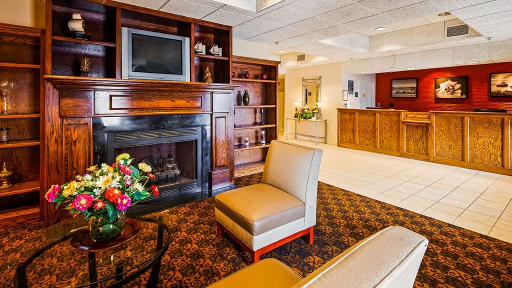 Best Western Plus Silver Creek Inn - Vue du lobby
