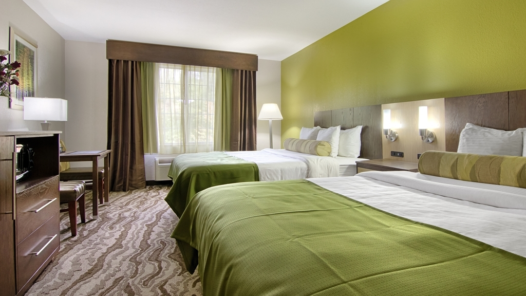 Best Western Plus River Escape Inn & Suites - Habitaciones/Alojamientos