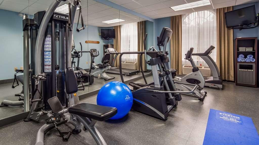 Best Western Plus River Escape Inn & Suites - Club de salud